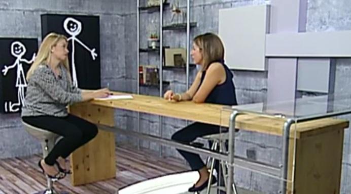 Εκπομπή Living Room | Διατροφή για δύναμη & ενέργεια !